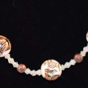 Murano Bead Necklace