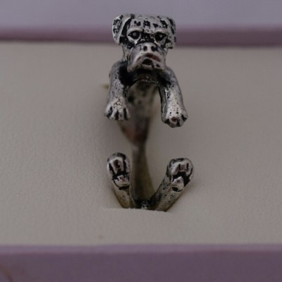 Pet Inspired Boxer Ring